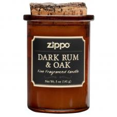 Ароматизированная свеча ZIPPO Dark Rum & Oak