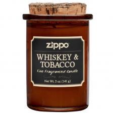 Ароматизированная свеча ZIPPO Whiskey & Tobacco
