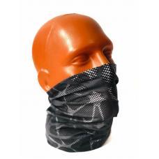 Бандана Buff CoolNet UV+ Neckwear Ape-x Black