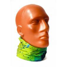 Бандана Buff CoolNet UV+ Neckwear Dorado Multi