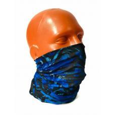 Бандана Buff CoolNet UV+ Neckwear Itap Blue