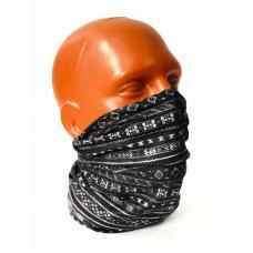 Бандана Buff CoolNet UV+ Neckwear Sadri Black