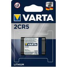 Батарея литиевая Varta 2CR5 1 шт.