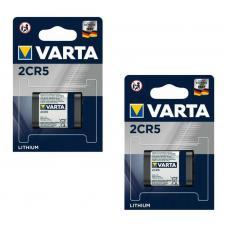Батарея литиевая Varta 2CR5 2 шт.