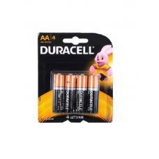 Батарейка Duracell Basic LR6 AA BL4 Alkaline 1.5V CN 115996
