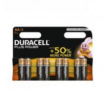 Батарейка Duracell Basic LR6 AA BL8 Alkaline 1.5V BE 006522