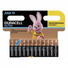 Батарейка Duracell ULTRA POWER LR03 AAA BL12 Alkaline 1.5V BE 064218