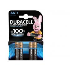 Батарейка Duracell ULTRA POWER LR6 AA BL4 Alkaline 1.5V BE 062573