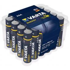 Батарейка Varta ENERGY LR03 AAA BOX24 Alkaline 1.5V 04103229224