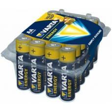 Батарейка Varta ENERGY LR6 AA BOX24 Alkaline 1.5V 04106229224