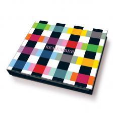 Блок для записей с ручкой Remember Colour Caro