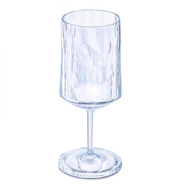 Бокал для вина Koziol Superglas Club no. 4 350 мл синий