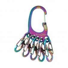 Брелок для ключей Nitelze BigFoot Locker KeyRack