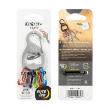 Брелок-открывашка Nite Ize S-Biner Key Rack KRB2-11-R6