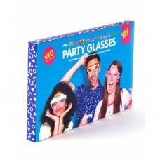 Бумажные очки для вечеринок Doiy Crazy Glasses