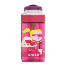 Бутылка для воды Kambukka Lagoon 400 мл Flying Supergirl