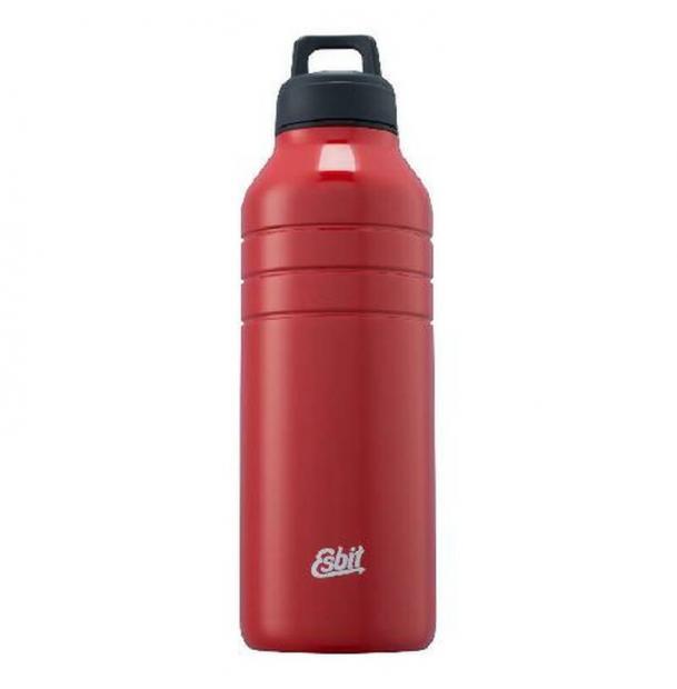 Бутылка для воды Esbit MAJORIS DB680TL-R красная 0.68 л