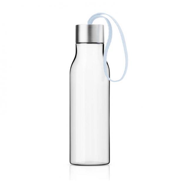 Бутылка Eva Solo Drinking Bottle 500 мл голубая 503039