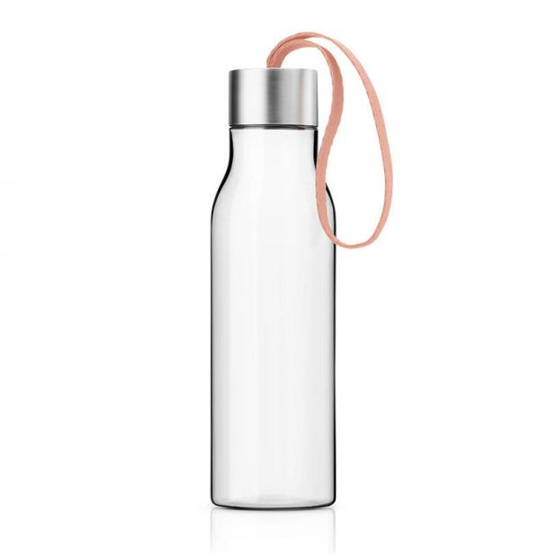 Бутылка Eva Solo Drinking Bottle 500 мл персиковая 503038_ES