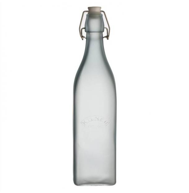 Бутылка Kilner Clip Top 1 Л Голубая