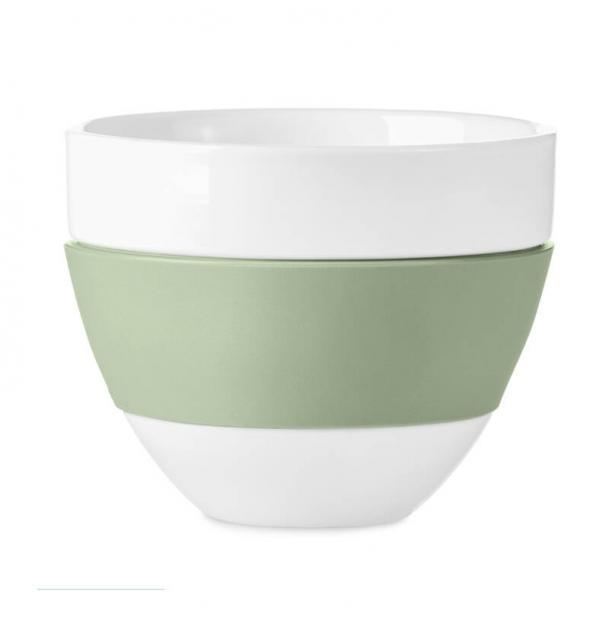 Чашка для латте Koziol Aroma 300 мл эвкалиптовая