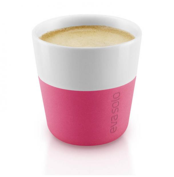 Чашки Для Эспрессо 2 Шт 80 Мл Eva Solo Розовые
