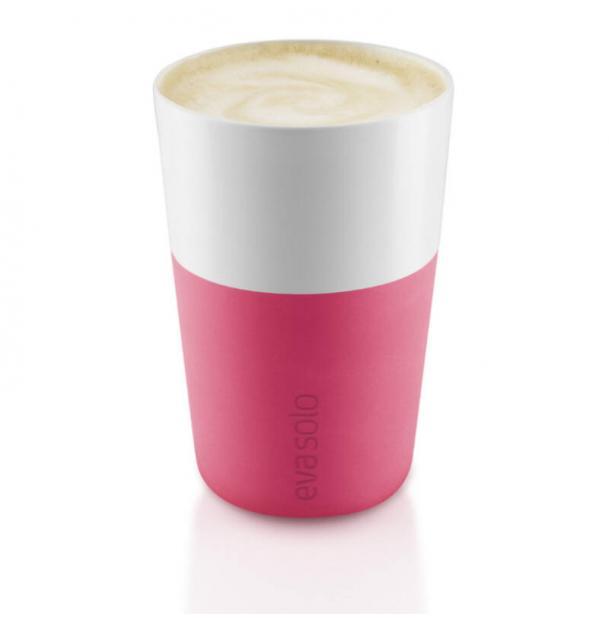 Чашки Для Латте 2 Шт 360 Мл Eva Solo Розовые