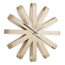Часы Настенные Umbra Ribbon Дерево