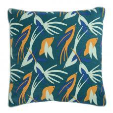 Чехол для подушки Tkano Birds of Nile Wild 45х45