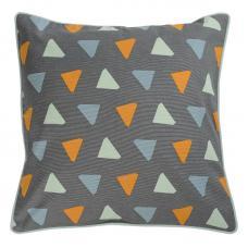 Чехол для подушки Tkano Triangles Wild 45х45