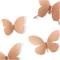 Декор Для Стен Umbra  Mariposa 9 Медь