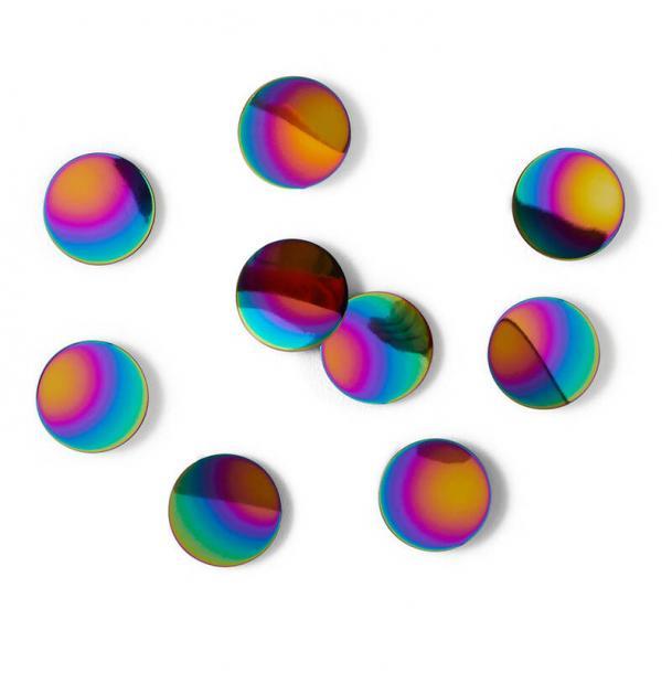 Декор Для Стен Umbra Confetti Dots Радужный