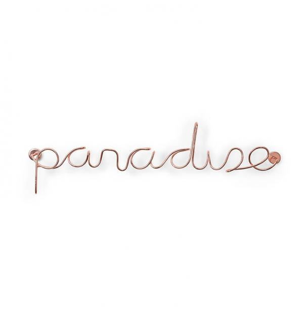 Декор Для Стен Umbra Paradise Медь