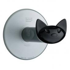 Держатель для туалетной бумаги Koziol MIAOU серый