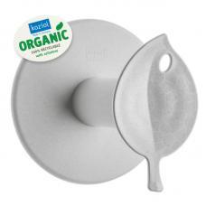 Держатель для туалетной бумаги Koziol Sense Organic серый