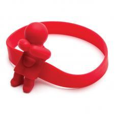 Держатель для ложек Monkey Business June spoon силиконовый, красный
