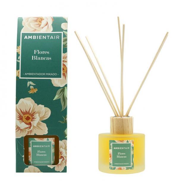Диффузор ароматический Ambientair Белые цветы Floral 100 мл