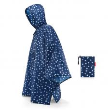 Дождевик Reisenthel Mini maxi spots navy