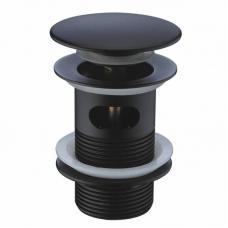 Донный клапан Push-up с переливом WasserKRAFT A080