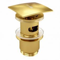 Донный клапан Push-up WasserKRAFT A165