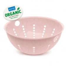 Дуршлаг Koziol Palsby L Organic 5 л розовый