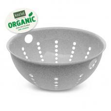 Дуршлаг Koziol Palsby L Organic 5 л серый