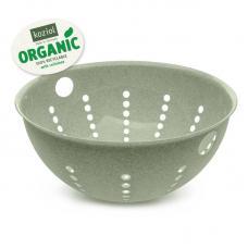 Дуршлаг Koziol Palsby L organic 5 л зелёный