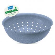 Дуршлаг Koziol Palsby M Organic 2 л синий
