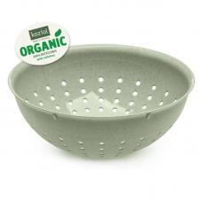Дуршлаг Koziol Palsby M organic 2 л зелёный