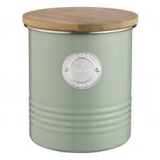 Емкость для хранения чая Typhoon Living зеленая 1 л