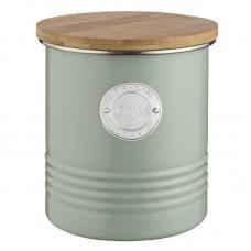 Емкость для хранения кофе Typhoon Living зеленая 1 л