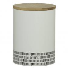 Емкость для хранения Typhoon Monochrome большая белая 2 л
