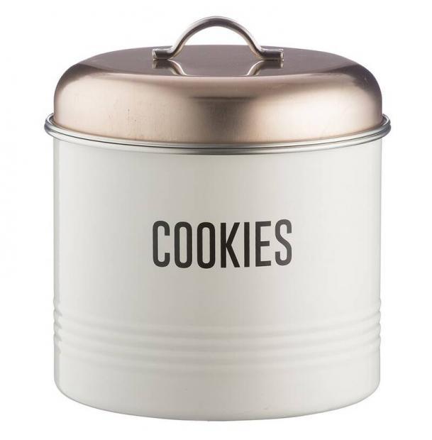 Емкость для печенья Typhoon Vintage Copper 3,3 л