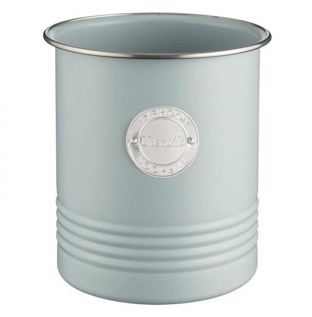 Емкость кухонная Typhoon Living голубая 15х12,5 см